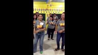 USA HS Reunion 88...Dance Rehersal ...