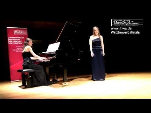Finale Nora Lentner / Klara Hornig - Duo 10
