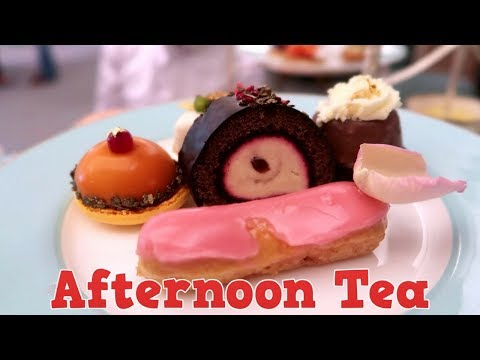 THE BEST AFTERNOON TEA IN LONDON?! - Yum It