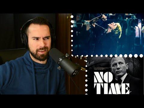 Vocal Coach/Musician Reacts - No Time To Die (Billie Eilish)