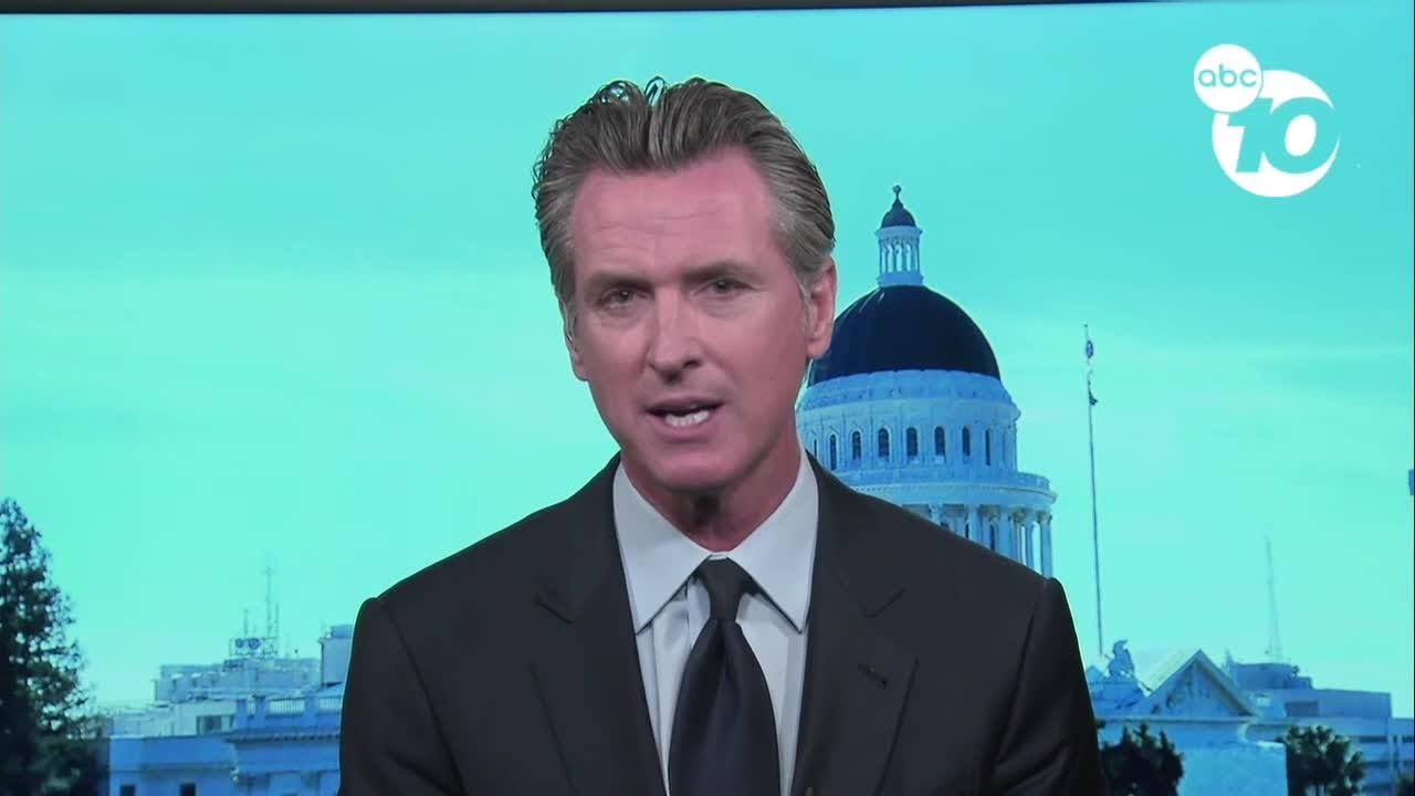 Recall Election Day Eve: Larry Elder addresses homelessness, high ...