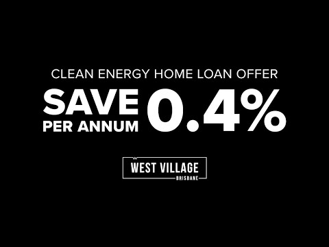 West Village - Home Loan Savings with Bank Australia's Clean Energy Home Loan from YouTube · Duration:  3 minutes 36 seconds
