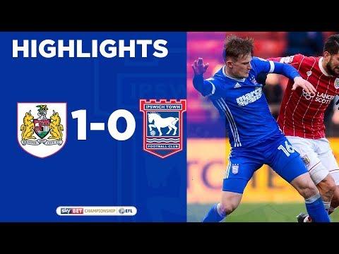 HIGHLIGHTS 🎥 | Bristol City 1 Town 0