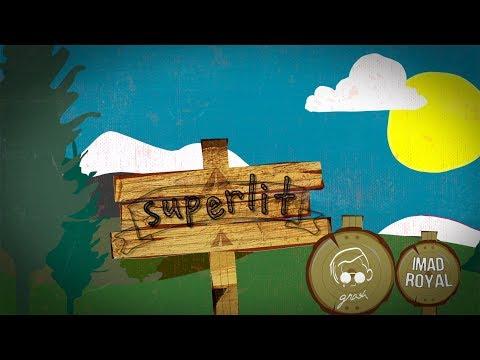 gnash & Imad Royal - superlit (lyric video)