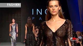 INGIE PARIS 4th Arab Fashion Week Ready Couture & Resort 2018   Fashion Channel