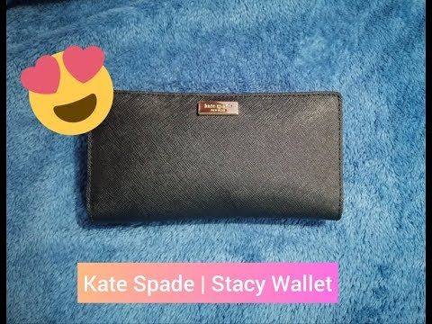 Kate Spade Wallet Review || Stacy Wallet