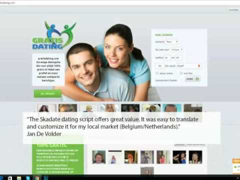 Skadate dating software review