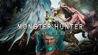 Monster Hunter: World -  Tobi, Anjanath and Rathian Part 4