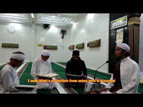 Surah An-Nur (24) Verses 34-38 - Incredible Recitation