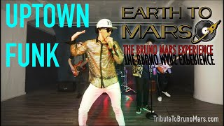 Earth To Mars - Uptown Funk (2019 Promo Video)