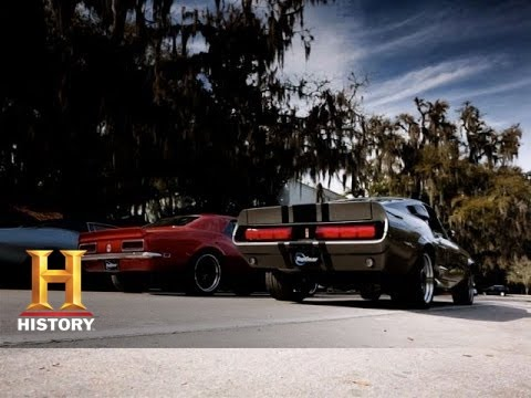 Top Gear: Drag Racing In Gainesville (S5 E1) | History