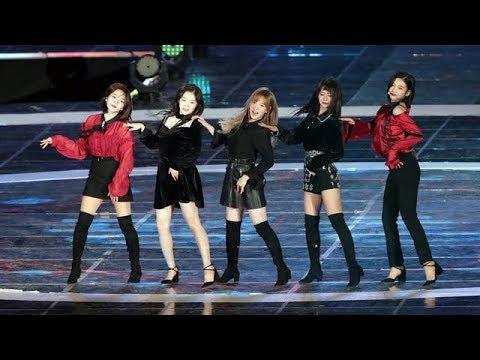 K-pop group part of North, South Korean talks