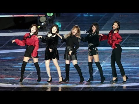 K-pop group part of North, South Korean talks