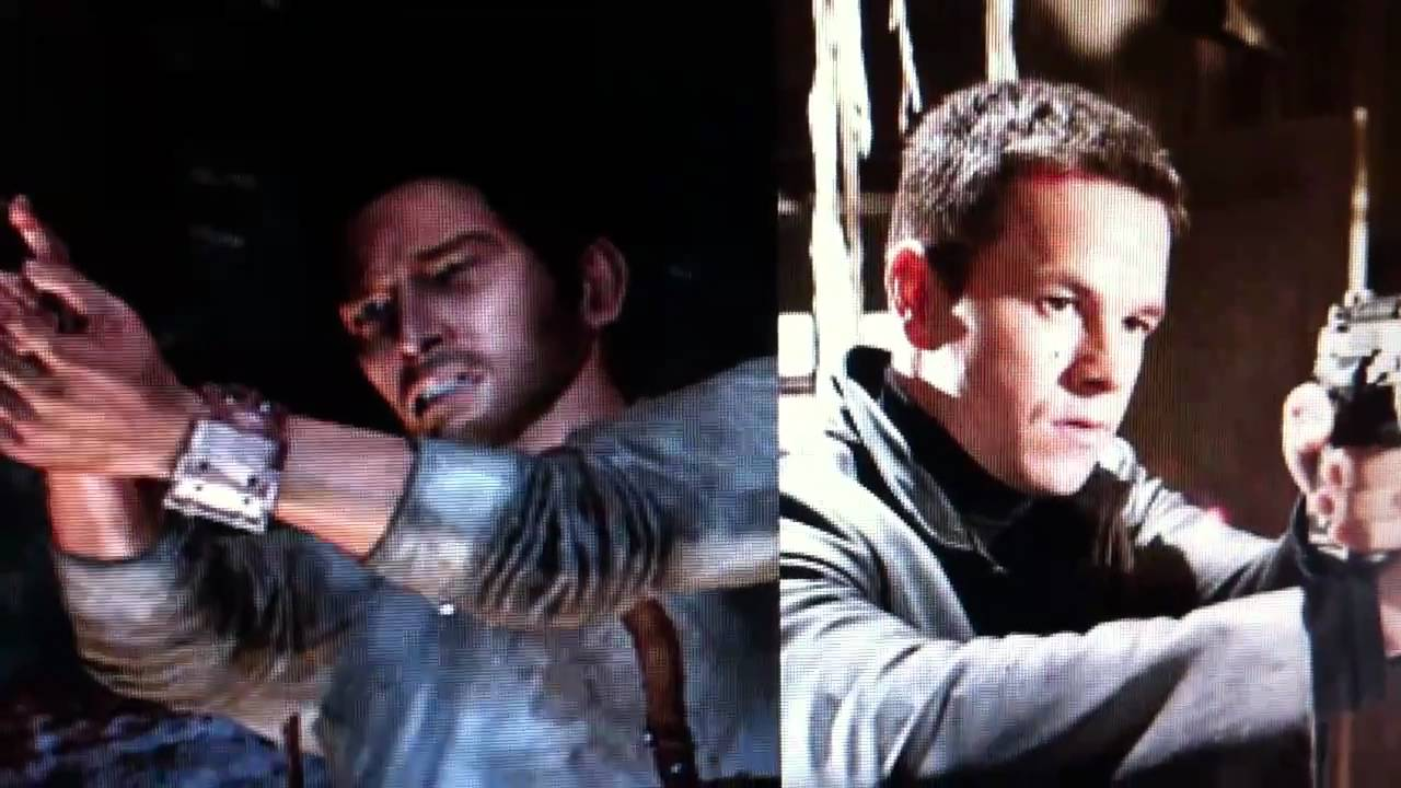 Mark Wahlberg Is Nathan Drake In The Uncharted Movie Max Payne