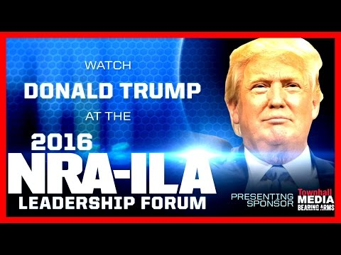 LIVE Donald Trump Speaks at NRA Leadership Forum in Louisville Kentucky FULL SPEECH LIVE HD STREAM ✔
