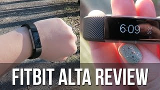 Fitbit Alta Review!