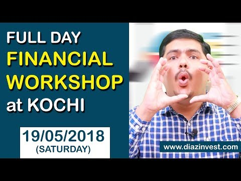 One Day Financial Workshop at Kochi by Primson, Diaz Invest
