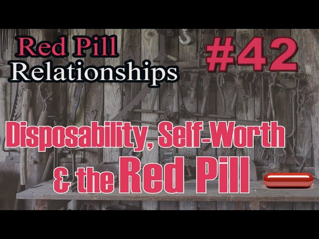 Disposability, Self-Worth, and the Red Pill - Red Pill Relationships #42