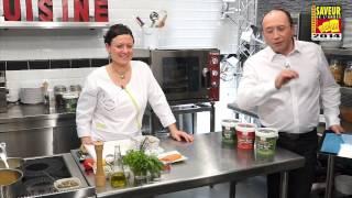 Préparations Culinaires à La Crème Légère Maîtres Laitiers