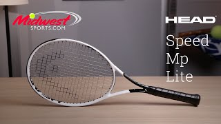 Head Graphene 360+ Speed MP Lite Tennis Racquet Review | Midwest Sports