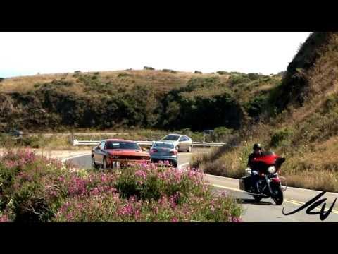 California to Oregon along the coast - travel our way -  YouTube