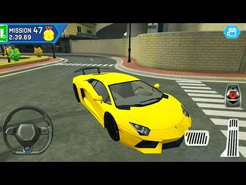 Sports Car Test Driver Monaco #9 - Android Gameplay FHD