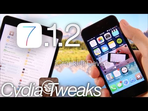 BEST 10 Top Cydia Tweaks For iOS 7.1.2 Jailbreak 7.1 Pangu iPhone 5S,5C 4S,iPod & iPad Air, Mini 2