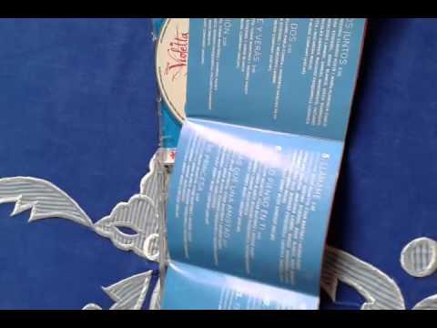 CD Violetta- Crecismos juntos