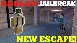 New Roblox Jailbreak Update! (Sewer Prison Escape, Smooth Train, Jet Wheels, and more!)