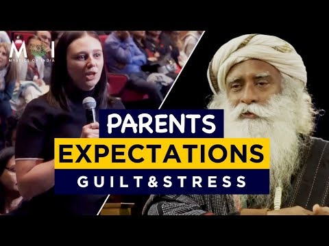 Every Child Must Show This To Their Parents Sadhguru On Parents Expectations | Mystics of India