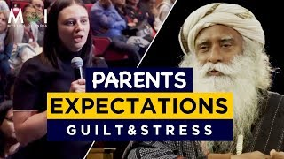 Every Child Must Show This To Their Parents - Sadhguru On Parents Expectations | Mystics of India