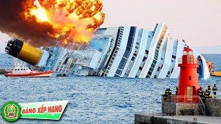Những Vụ Chìm Tàu Lớn Nhất Trên Thế Giới   Bảng Xếp Hạng ✅