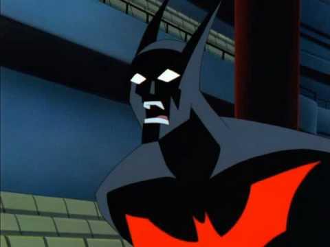 Futuristic Batman theme