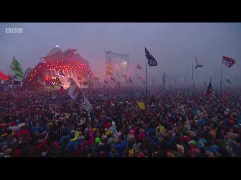 Coldplay  The Scientist  at Glastonbury 2016 HD