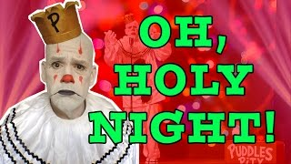 """Oh Holy Night"" - Puddles Pity Party at YouTube Space LA"