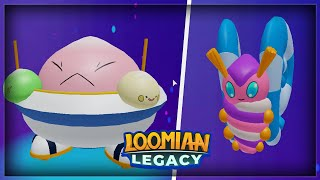 ALL *NEW* LOOMIANS AΝD HOW TO GET/EVOLVE THEM IN THE VALENTINES DAY UPDATE PART 2 IN LOOMIAN LEGACY!
