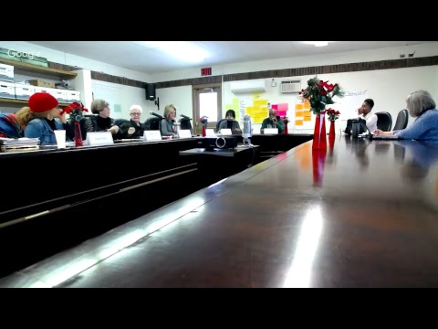 BHAS Board Special Meeting 12/9/17