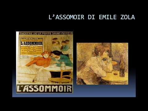 Gli effetti dell'acquavite dall' Assomoir di Emile Zola