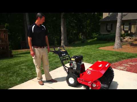 Power Broom Craftsman 32cc Line Trimmer Attachment Review