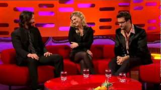 Keanu Reeves @ The Graham Norton Show | Jan 2011 | Part 1