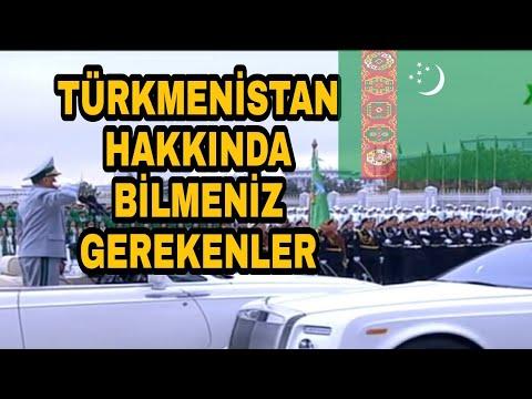 Türkmenistan Hakkında Bilmeniz Gerekenler. Türkmenistan Yönetim Şekli Askeri Gücü Gezilecek Yerleri.