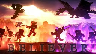 SONGS OF WAR | Imagine Dragon - Believer♪
