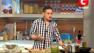 Как приготовить пасту с соусом «Песто» - Рецепт от Все буде добре - Выпуск 17 - 30.07.2012