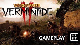 Ten Minutes of Warhammer: Vermintide 2 (PC) - Gameplay