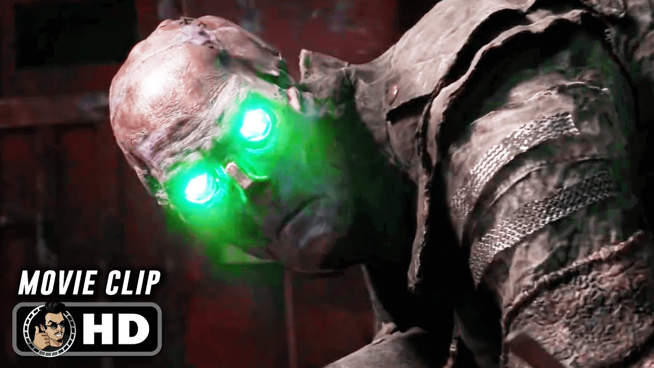 "MORTAL ENGINES Clip - ""Zombie Cyborg Attack"" + Trailer (2018)"