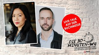 Wie ist es, wenn der erste Roman erscheint?   Khuê Pham & Florian Gottschick   Die 30-Minuten-WG