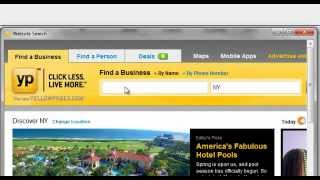 How to Extract Business Information Using Website Search - RS Yellow pages Extractor
