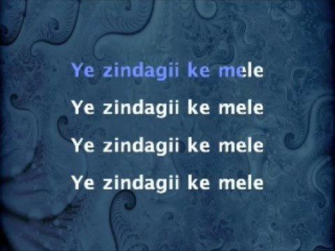 Yeh Zindagi Ke Mele - Mela (1948)