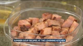 Summer soup recipes