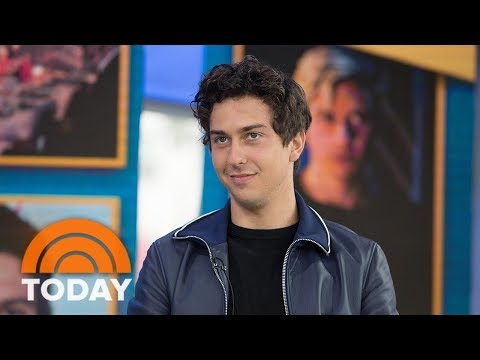 Nat Wolff Talks About His 3 New Films: 'Home Again,' 'Death Note,' 'Leap!'  TODAY